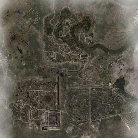 Mapa całej Zony