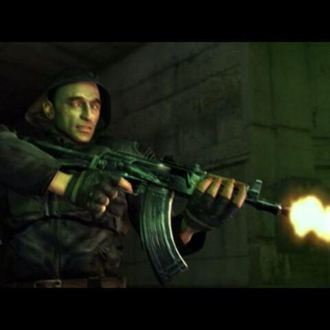 Striełok niszczy Świadomość-Z
