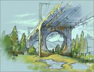 SCS Pripyat River Concept Art 2