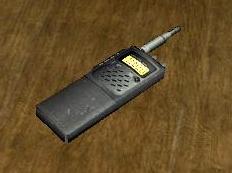SHOC Hand Radio