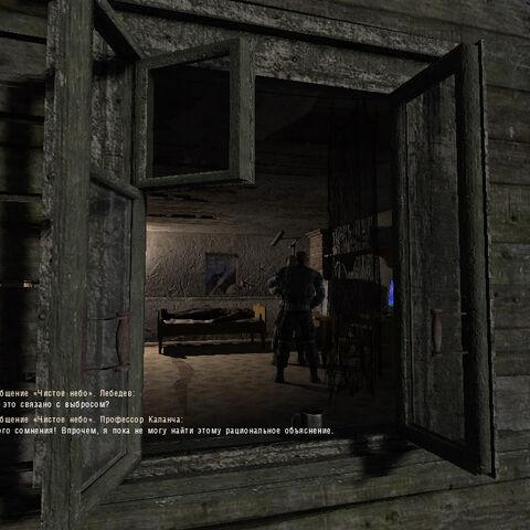 Lebiediew rozmawia z Tyczkowem