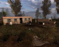 Лагерь-у-вагончика