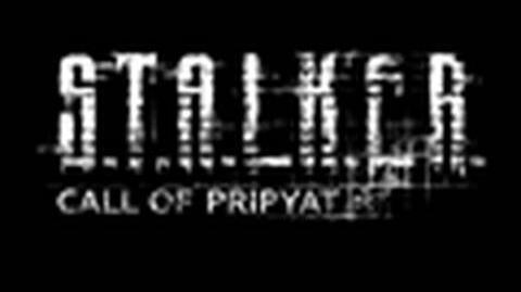 S.T.A.L.K.E.R. Call of Pripyat Debut Trailer