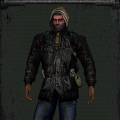 Kurtka bandytów.