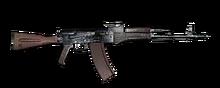 АК-74 ико