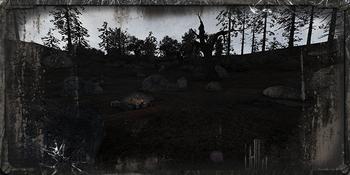 Diabelskie obozowisko w Czerwonym Lesie