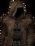 Skórzany płaszcz iko