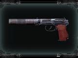 Bezgłośny pistolet (PB1s)