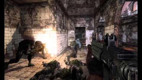 S.T.A.L.K.E.R. Чисте Небо - Ігрове відео №1