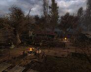CS camp fire