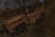Scraped UAZ