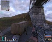 Вояки помогают Меченому1