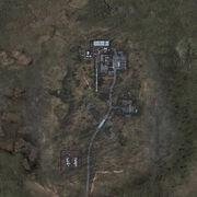 Mapa Doliny Mroku ĆCz