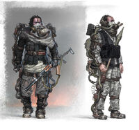 Концепт-арт к S.T.A.L.K.E.R. 2 -- 21