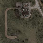 Карта склада контейнеров