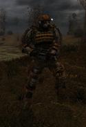 Протагонист с гранатомётом от 3-го лица ЧН