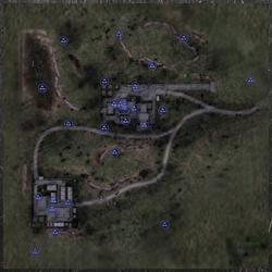 Mapa schowków w Agropromie