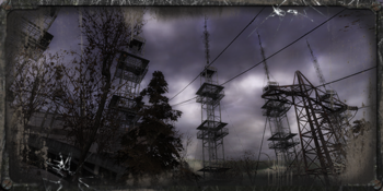 Mózgozwęglacz to potężna stacja antenowa, która przez lata skutecznie blokowała dostęp do centrum Zony.