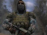 CS-3a body armor (Clear Sky)