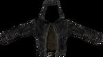 Skórzany Płaszcz ikona technik
