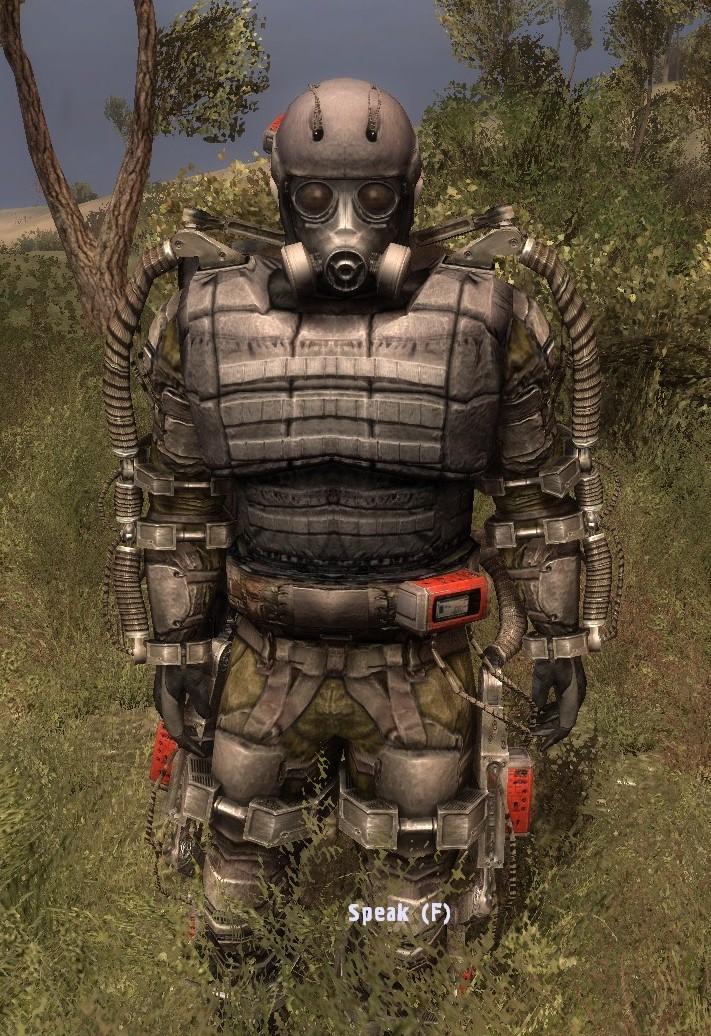 Exoskeleton | S T A L K E R  Wiki | FANDOM powered by Wikia