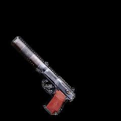 Bezgłośny pistolet