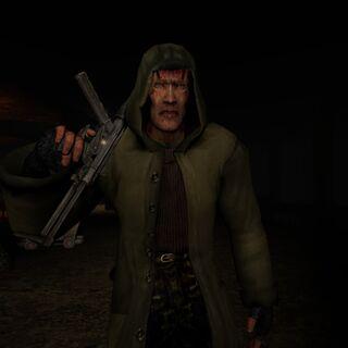 Członek Grzechu w kopalni Darkscape