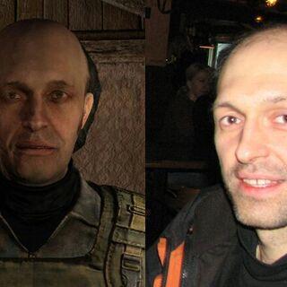 Profesor Tyczkow i jego prototyp
