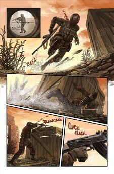 Stalker comics duel page 1 by tassadarh-d32cek6
