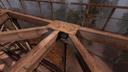 Ларец над мостом Кордон ЧН