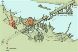 SCS Pripyat River Concept Art