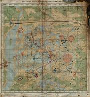 Mapa tactico pantanos