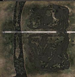 Болота (Lost Alpha) мапа