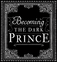 Becoming the dark prince pre cover