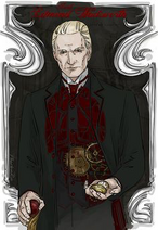 Lord Edmond Wadsworth by PhantomRin