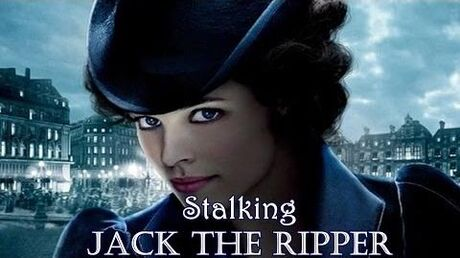 Stalking Jack the Ripper - Trailer Book-1528970766