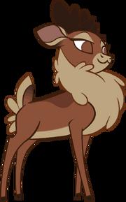 Velvet oh deer