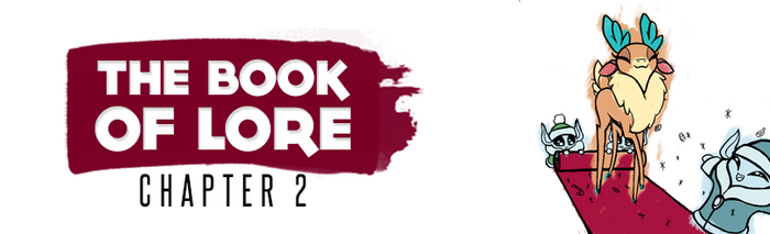 Book of Lore Header - Chapter 2