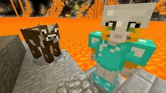 Minecraft Xbox - Cave Den - Cow Competition (11)