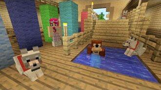 Minecraft Xbox - Stampy's Wolf Pack 109