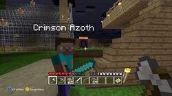 Minecraft - Visiting Crimcity 3