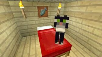 Minecraft Xbox - Kitty Cat Condo 155-0