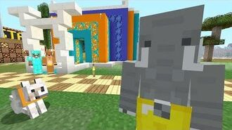 Minecraft Xbox - Squiggly Wiggly -529-