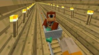 Minecraft Xbox - Tree Train 122
