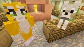 Minecraft Xbox - Clay Oven -389-