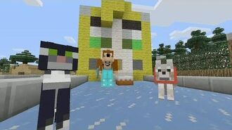 Minecraft Xbox - Fellow Feline -146-