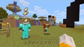 Minecraft Xbox - Rocket Ship 82