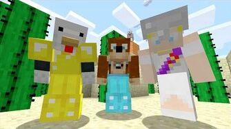 Minecraft Xbox - Desert Drop 297