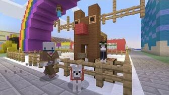 Minecraft Xbox - Reindeer Rodeo 151-0