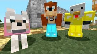 Minecraft Xbox - Clock Shop -319-
